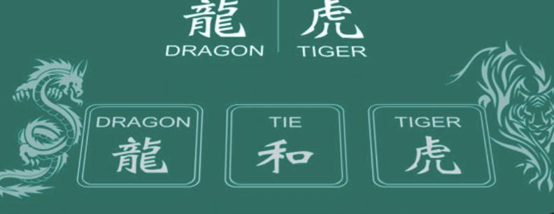 Permainan Dragon Tiger yang berasal dari Kamboja ini menjadi salah satu permainan kasino yang paling populer. Bermain Dragon Tiger sangat sederhana dan sangat cepat untuk menghasilkan uang. Tugas anda sangat mudah sekali, anda hanya harus m