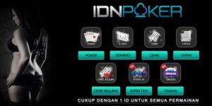 IDN Play Penyedia Game Judi Online Terpopuler